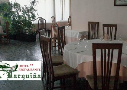 Mesas del Comedor del Restaurante